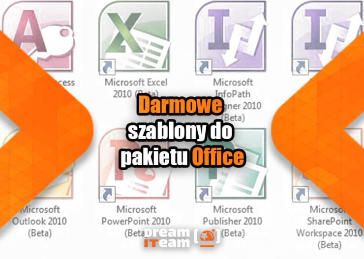 Darmowe szablony do pakietu Office